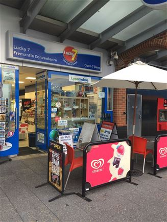 Convenience Store In the Heart Of Freo!