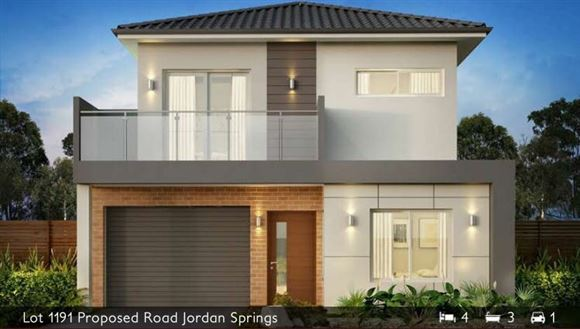 Brand new off the plan home! Beechwood Design.