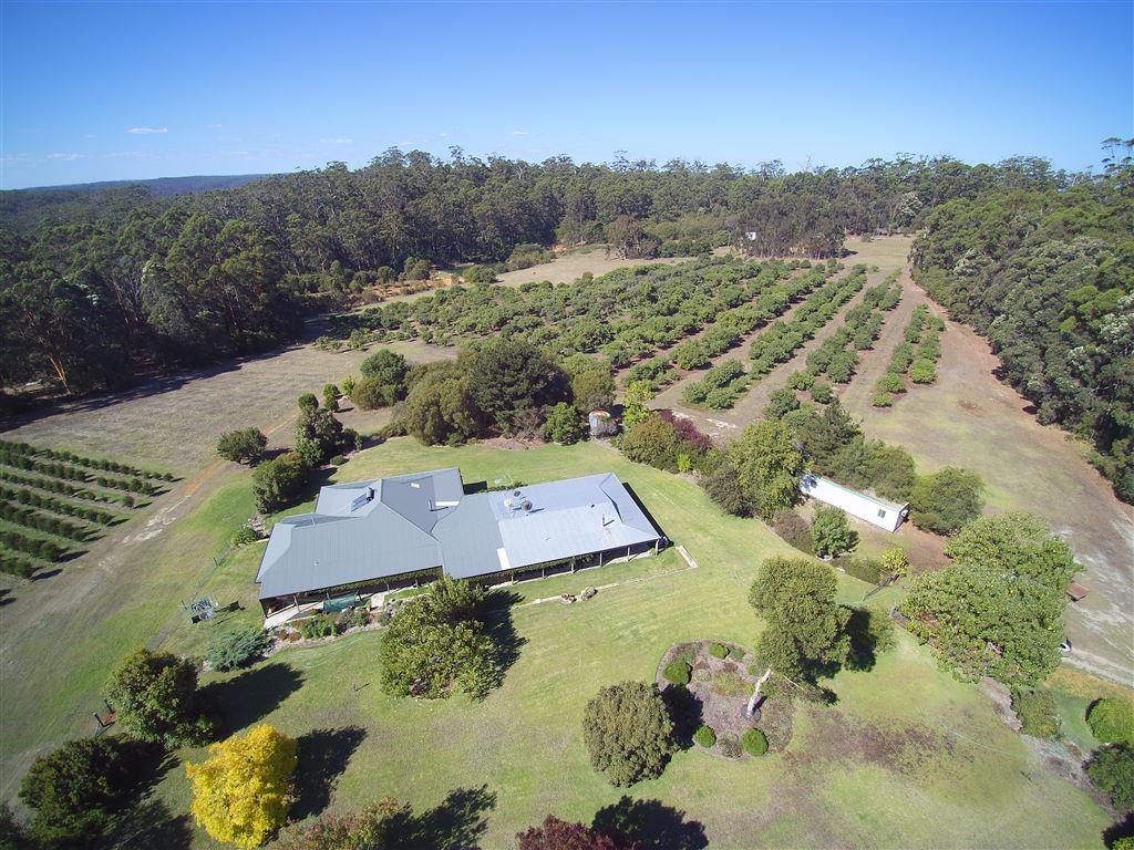 House and Farm