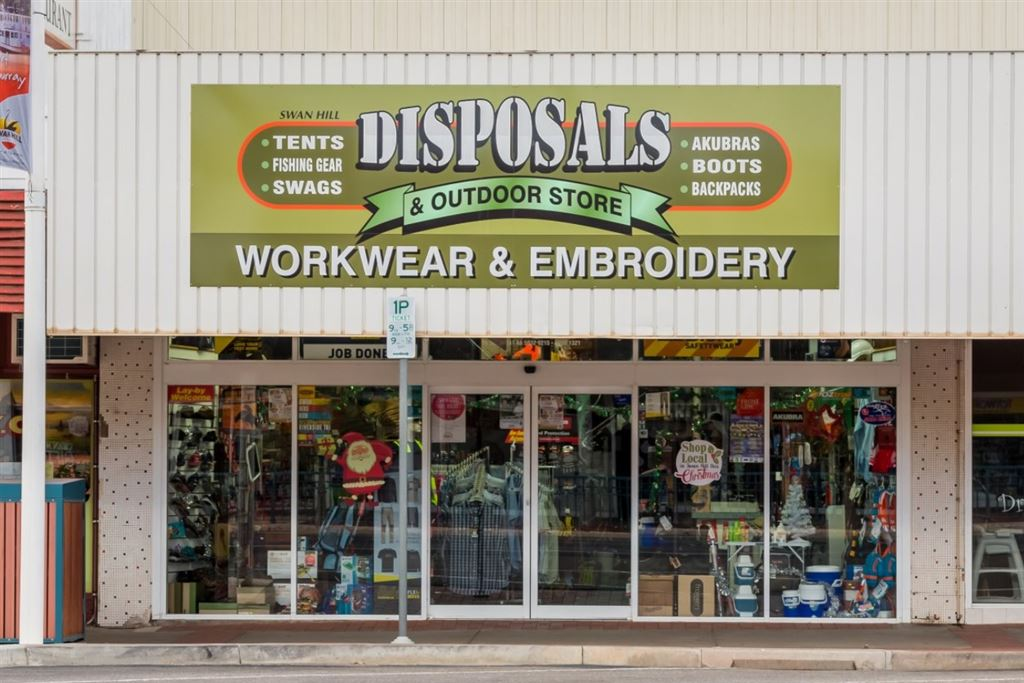 Business for Sale - Swan Hill Disposals & Outdoor Store