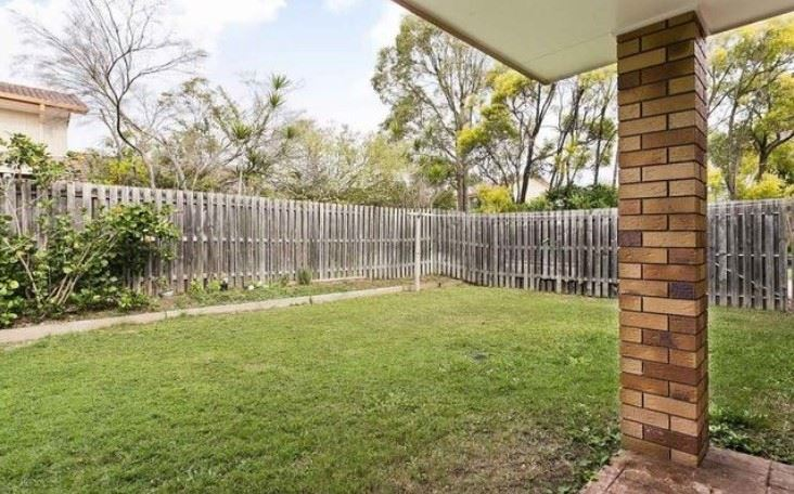 Fully Fenced Exclusive Use Rear Yard