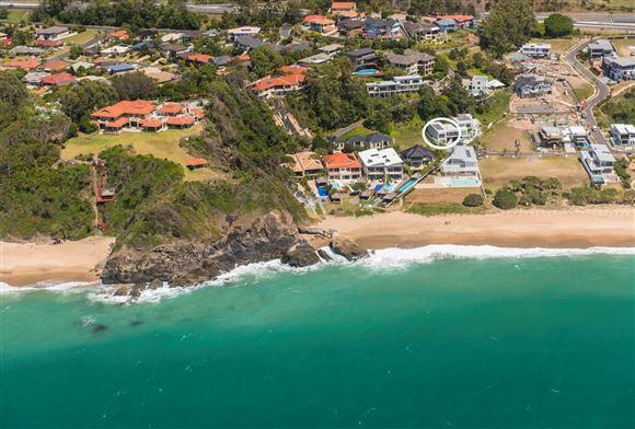 Stunning Beachfront Location - New Price
