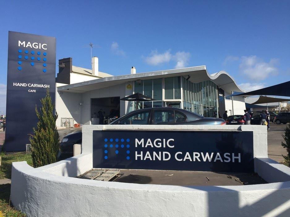 Franchise for Sale - Magic Hand Carwash - Gippsland Region