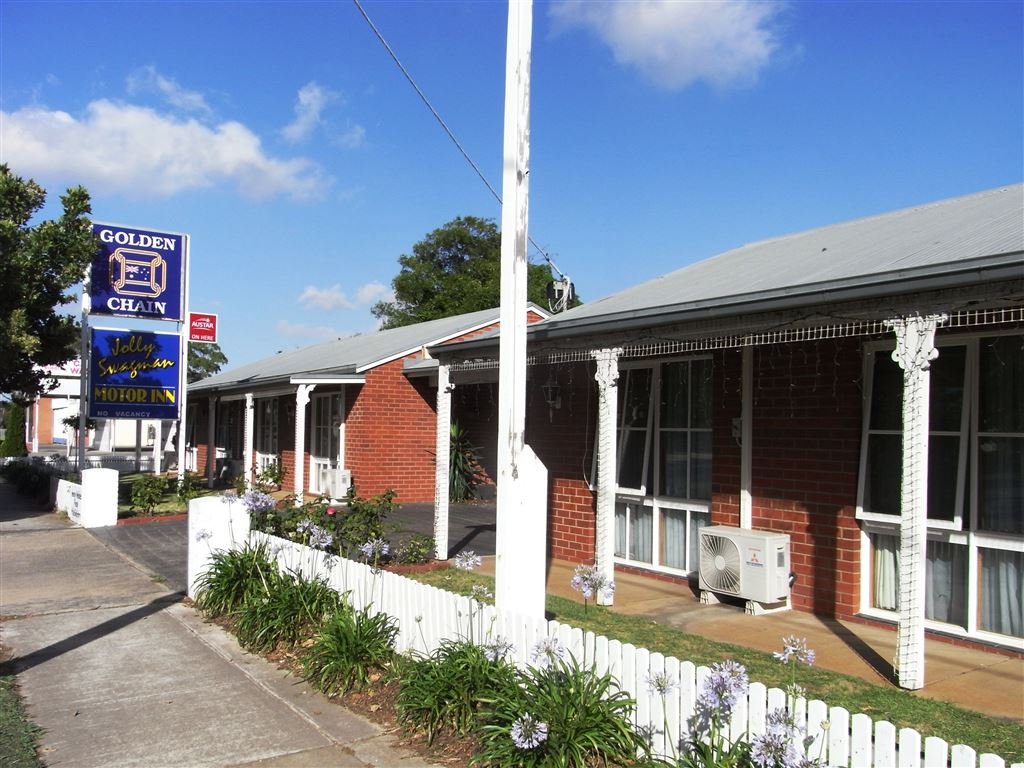 Business for Sale - Jolly Swagman Motor Inn, Euroa