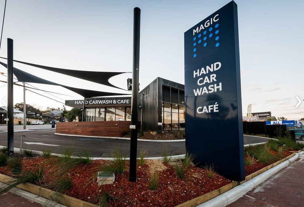Franchise for Sale - Magic Hand Carwash, Northern Victoria Region