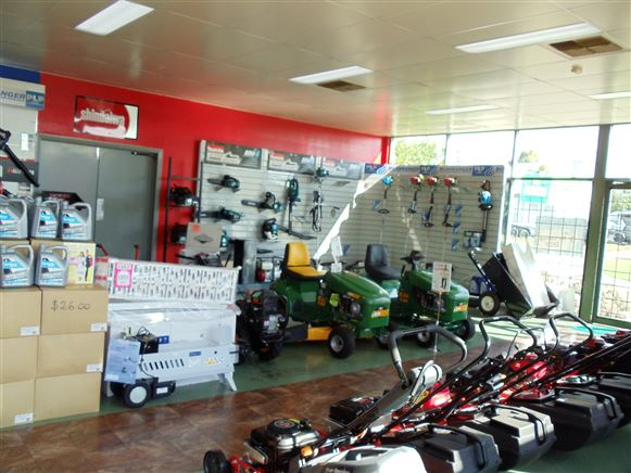 Business for Sale - Shepp City Garden Equipment, Shepparton