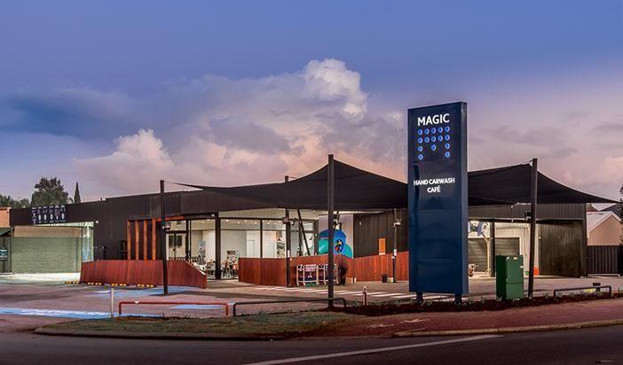 Franchise for Sale - Magic Hand Carwash, Western Victoria Region