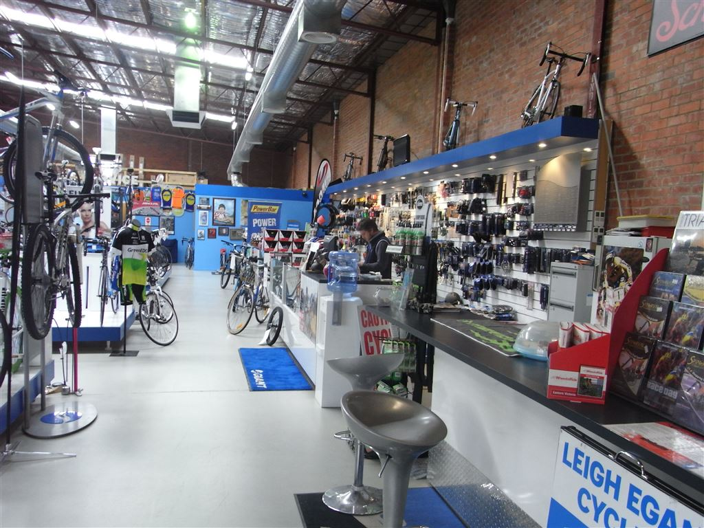 Business for Sale - Leigh Egan Cycle & Fitness, Shepparton