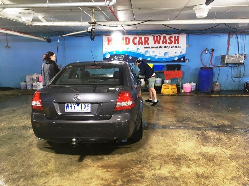 Business for Sale - We Wash U Shop, Bendigo