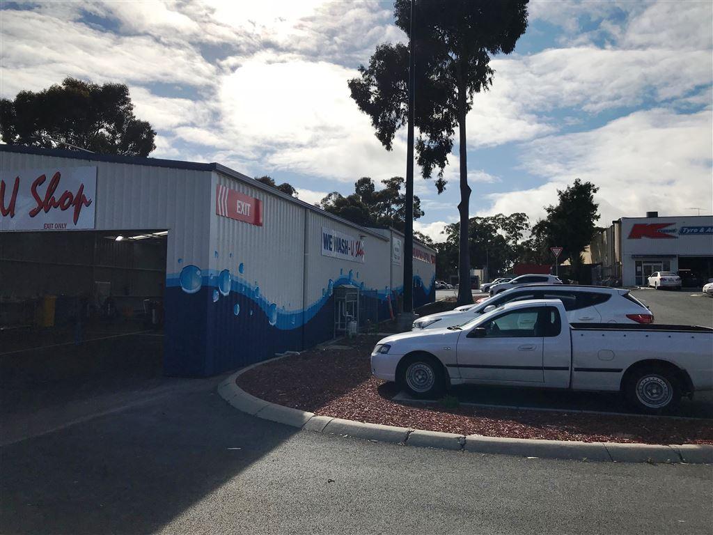 Business for Sale - We Wash U Shop, Kangaroo Flat