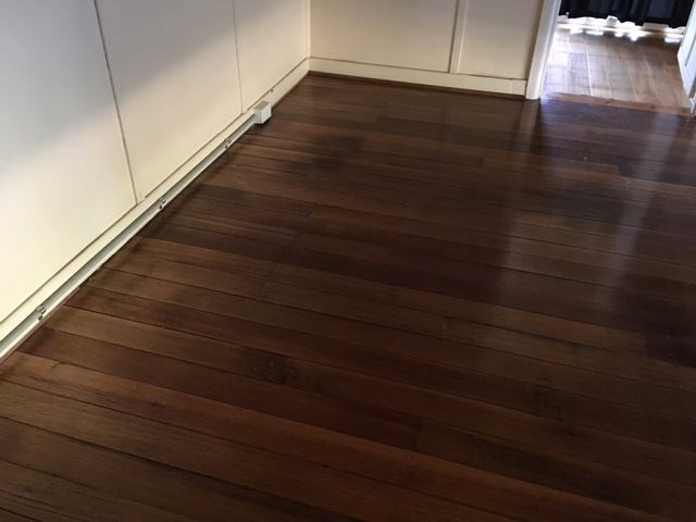 Flooring in Front Bedroom