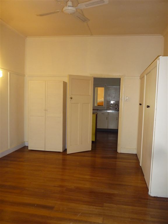 3rd Bedroom off the Kitchen