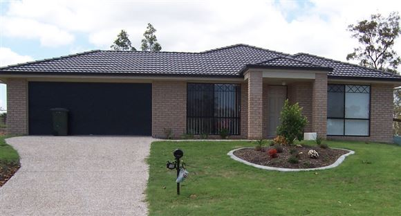 Spacious and private family home