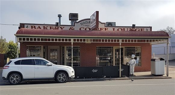 Business for Sale - Nagambie Bakery, Nagambie