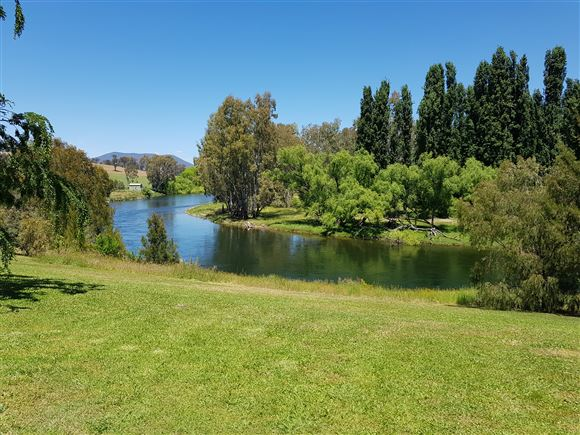 Rare Tumut River Lifestyle Property