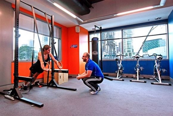 Business for Sale - Plus Fitness 24/7 Flinders Street, Melbourne