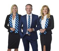 Kathy Netherclift & Darren Hood Team Blue