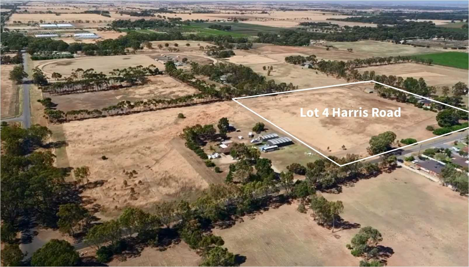 lot 4 Harris rd Under Contract! Re-Zoned & Rare 20 Acres!