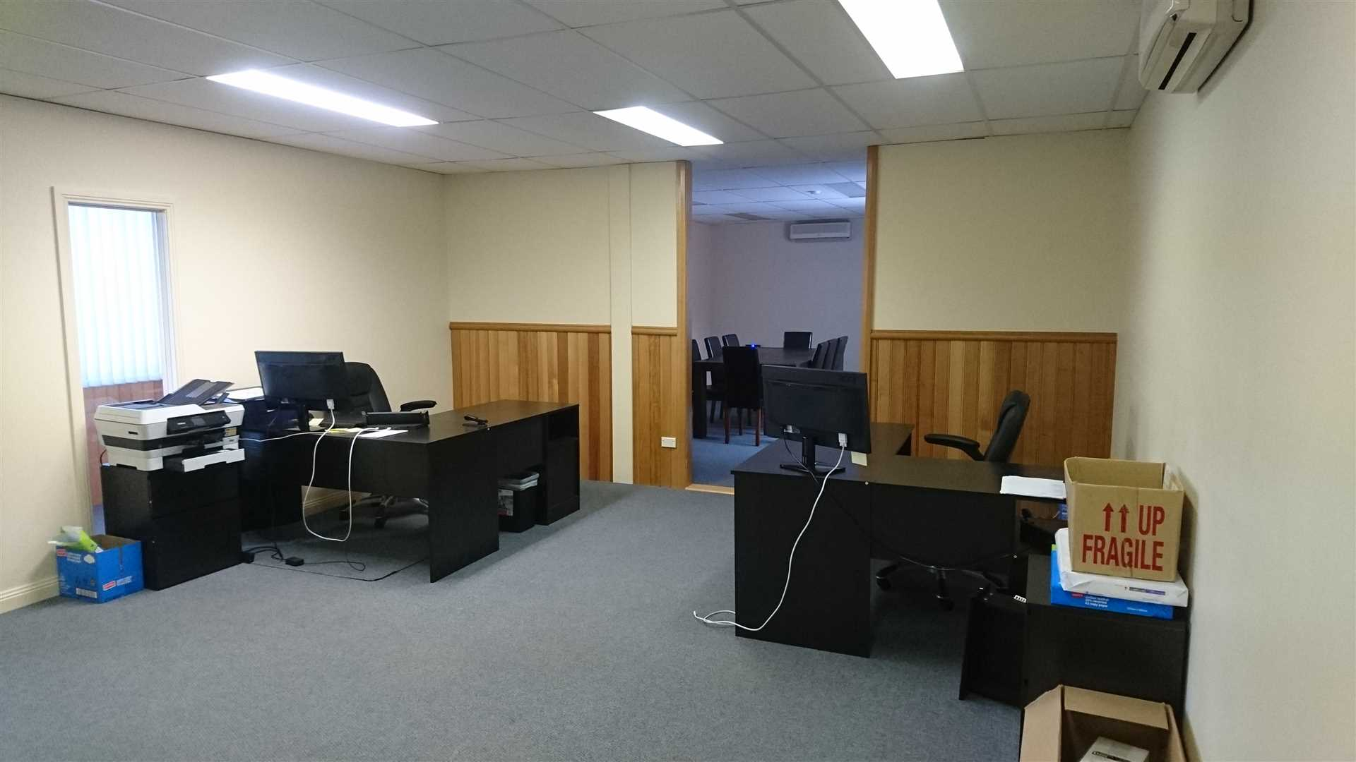 Large office space in Prospect