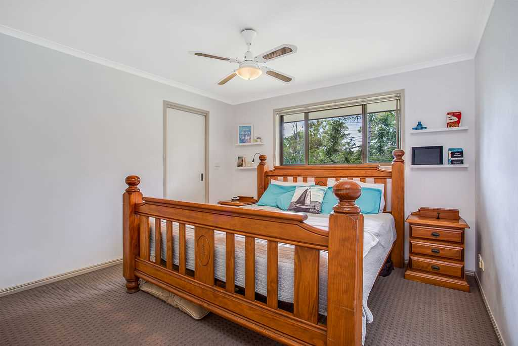 Main bedroom, second residence