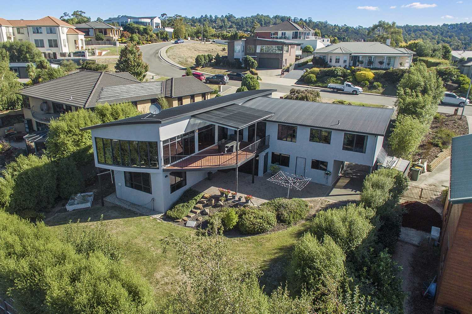 Captivating Home  - With Impressive Views