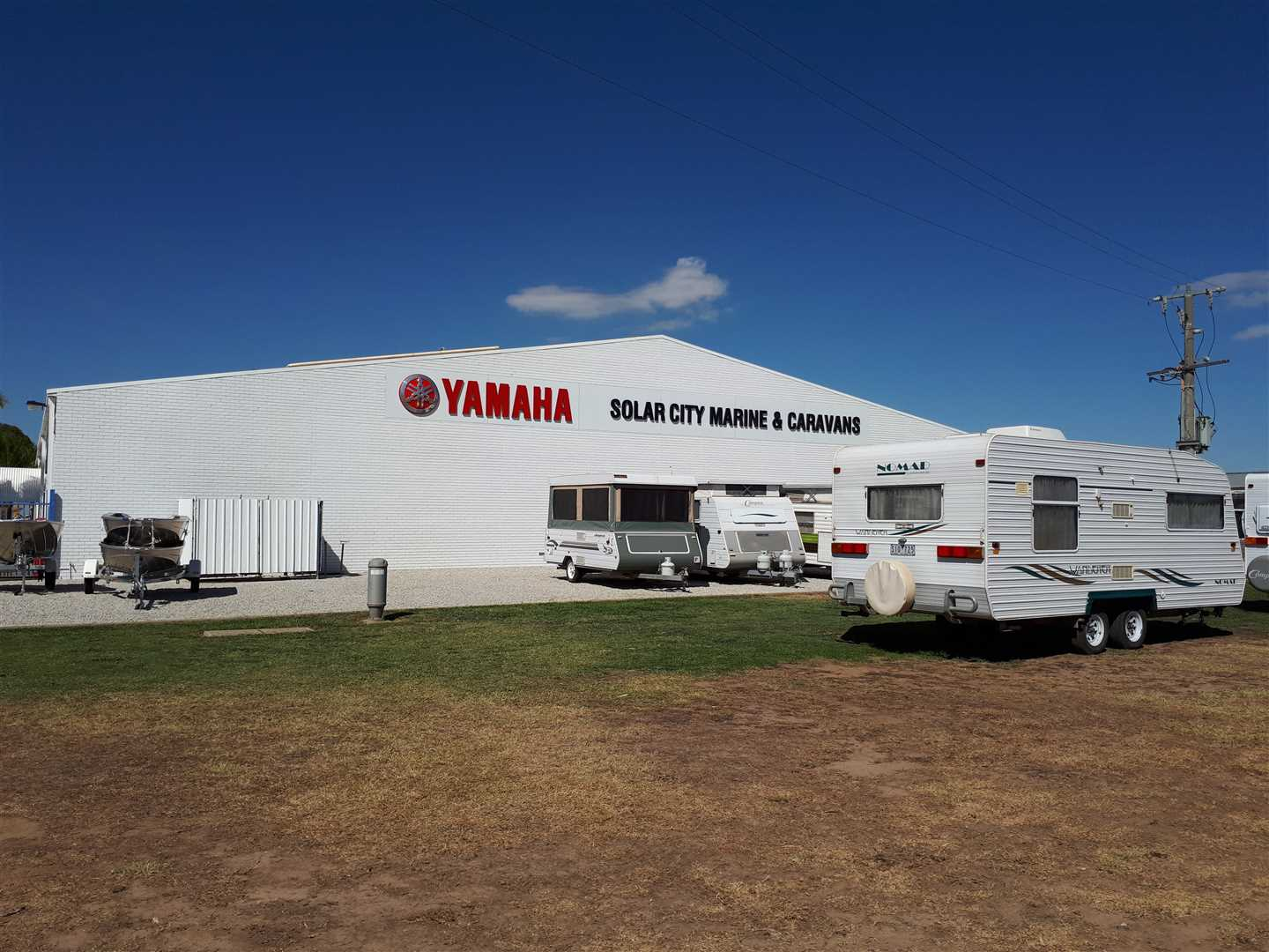Business for Sale - Solar City Marine & Caravans, Shepparton