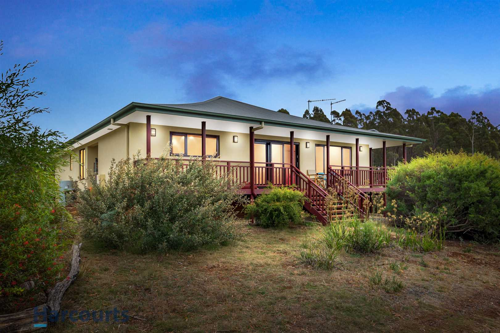 Modern Home & Separate Unit on Approx. 53 Ac. of Serenity