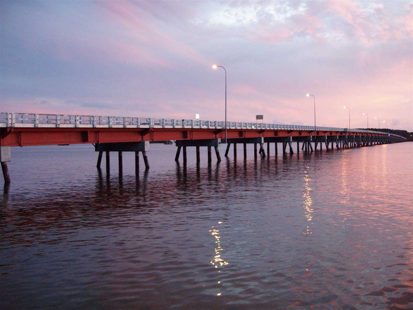 Bribie Island Bridge - Lifestyle Photo