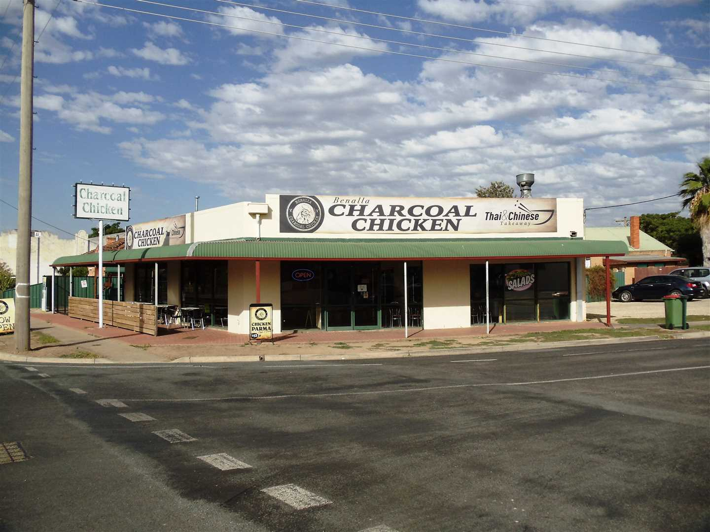 Business for Sale - Benalla Charcoal Chicken, Benalla