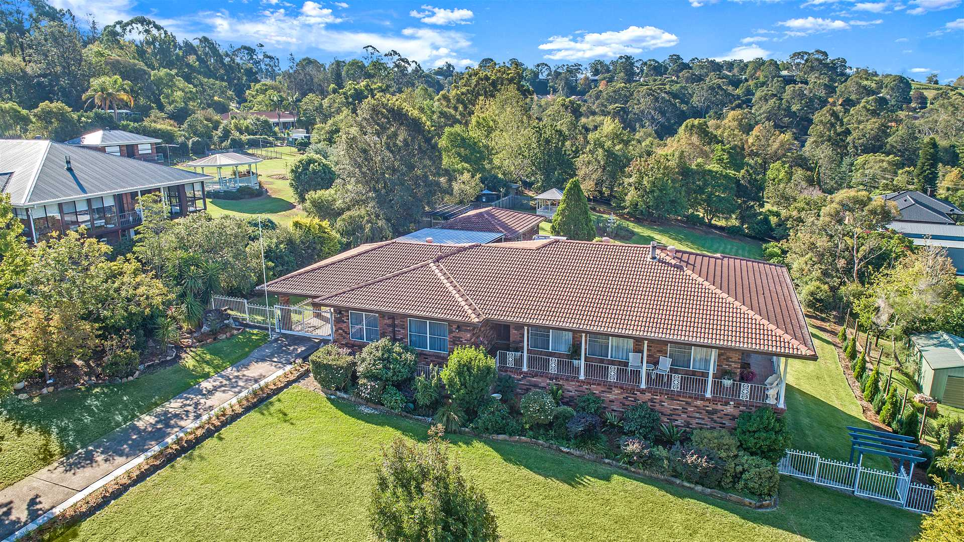 Wolvenwood - single level 1 acre home in Kurrajong Village