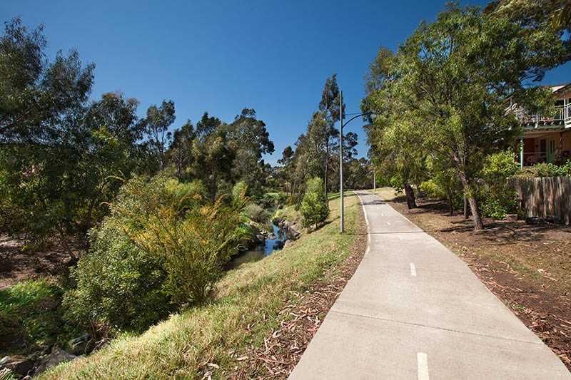 Steel Creek Walking Track