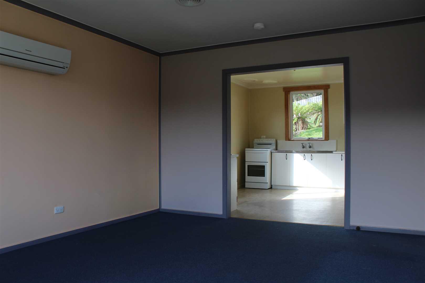 Open Plan Living/Kitchen Area