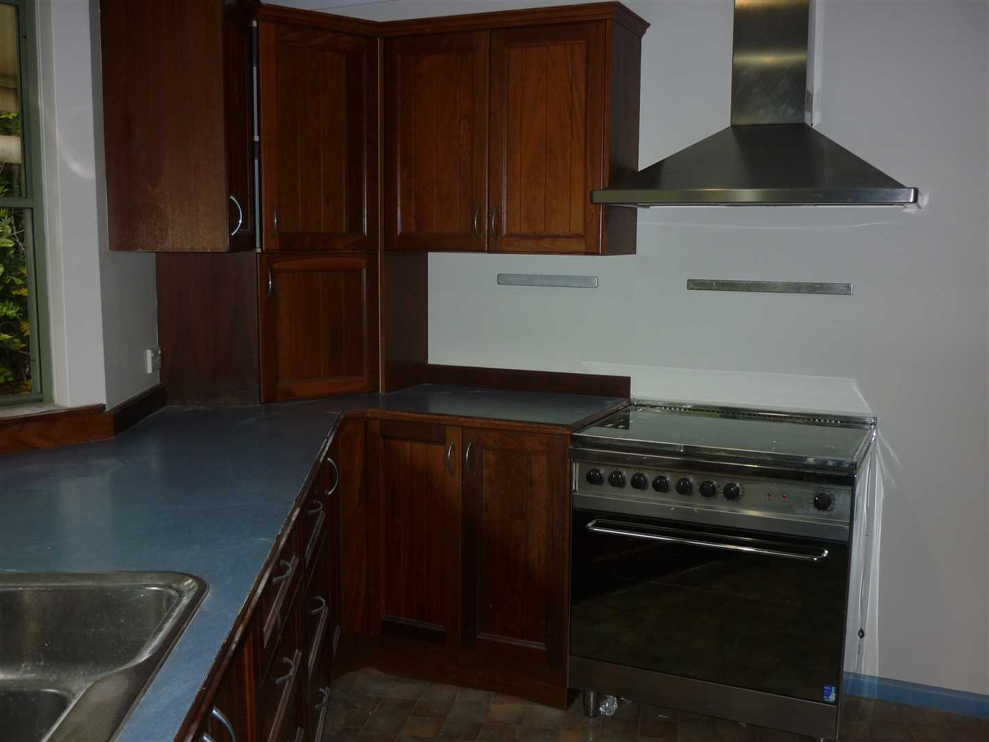 Gas cook top and oven