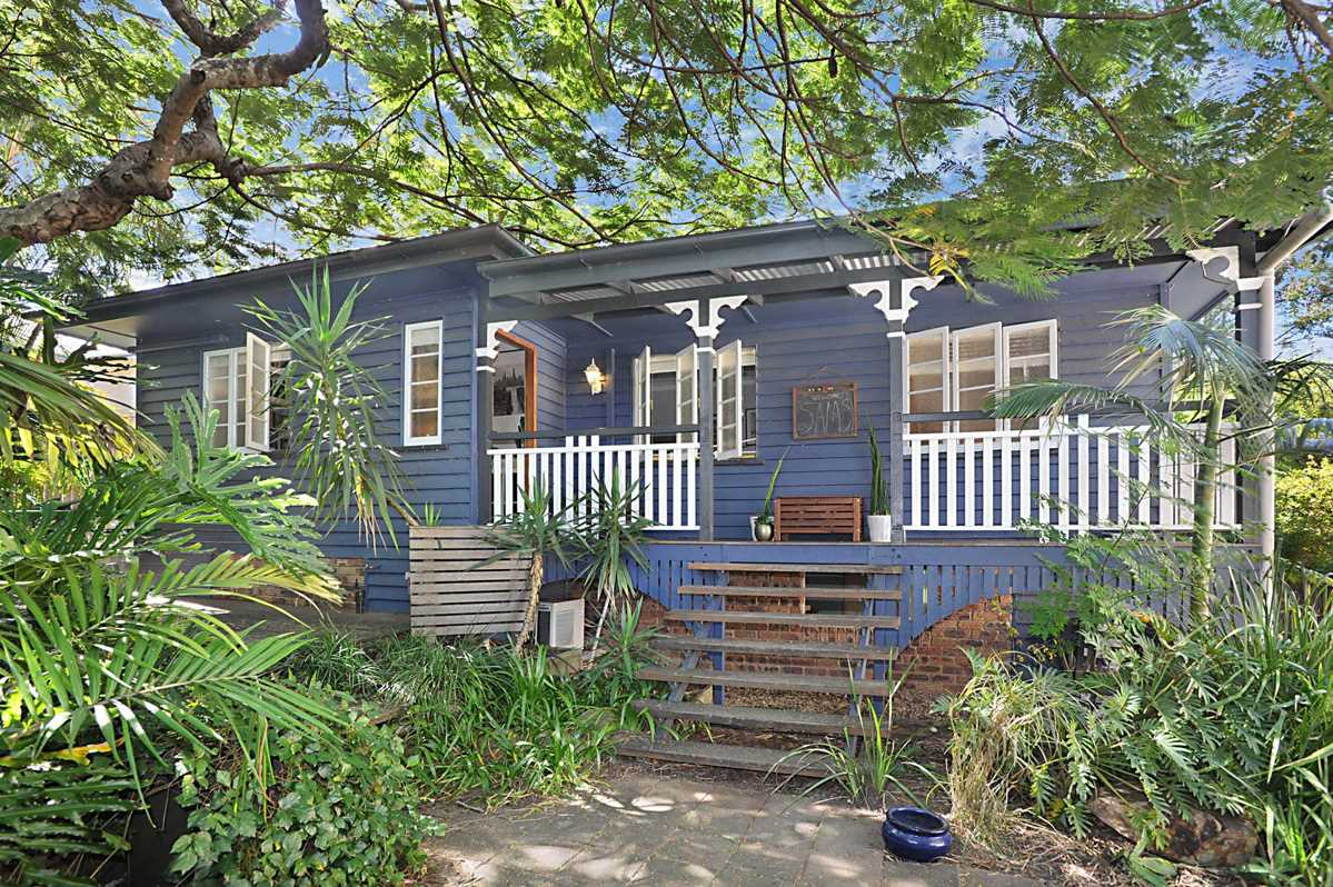 Charming post war with development potential
