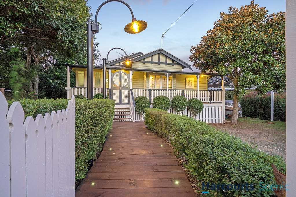 Charm & Character - Classic Triple Gabled Queenslander