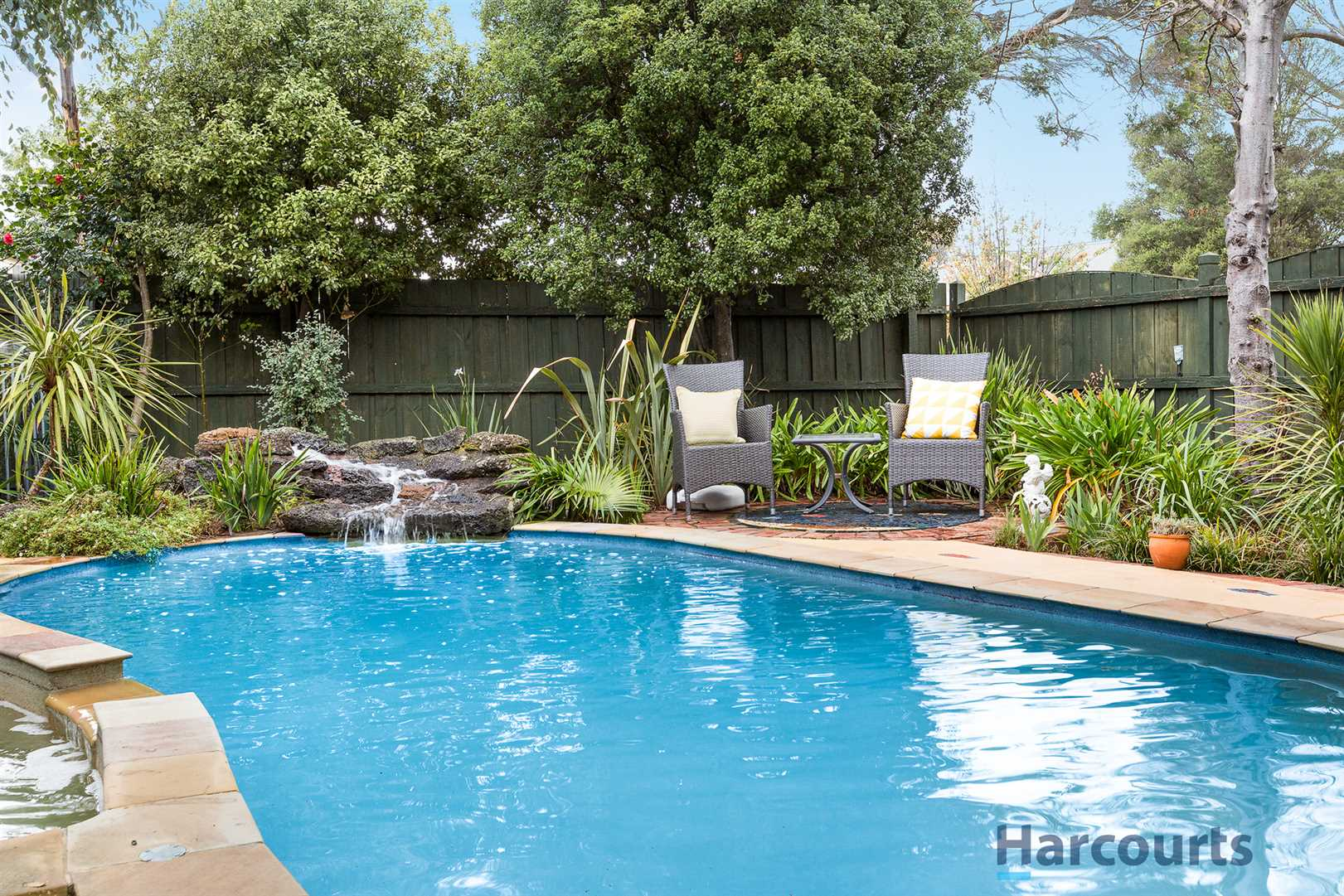 Timeless Class with Superb Poolside Entertaining!