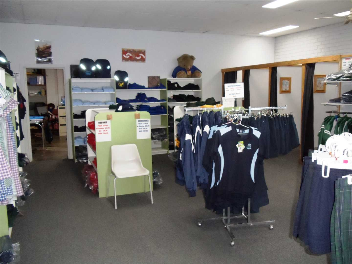 Business for Sale - The School Uniform Shop, Shepparton