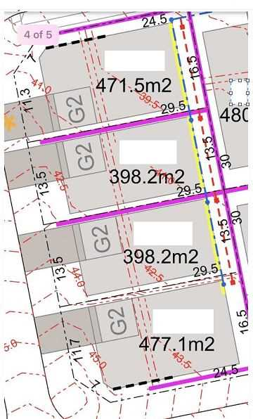 398m2 Parcel of Land Just Registered! 1 of 2 Lots Available!