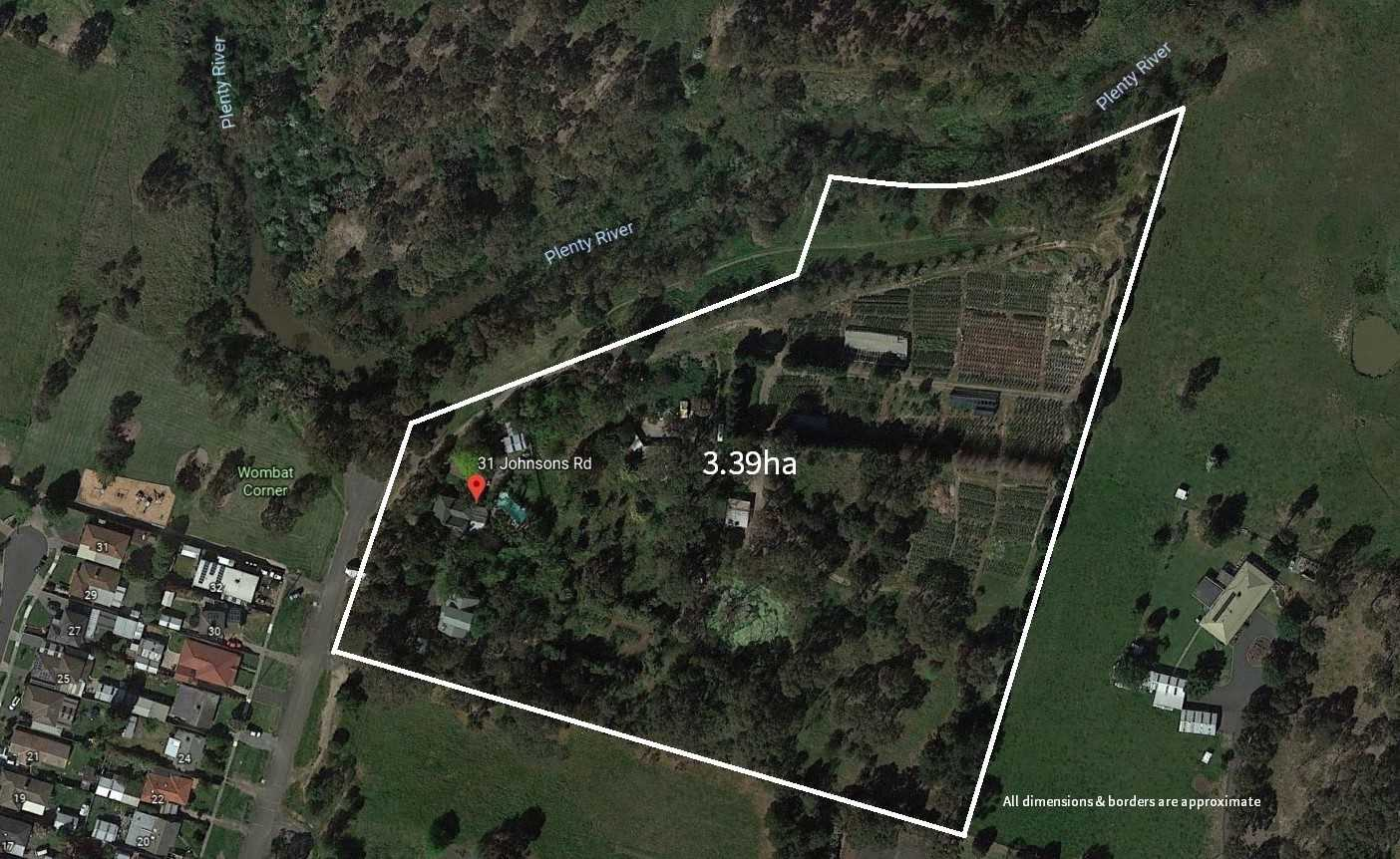 Excellent Development Opportunity on 3.39 Ha