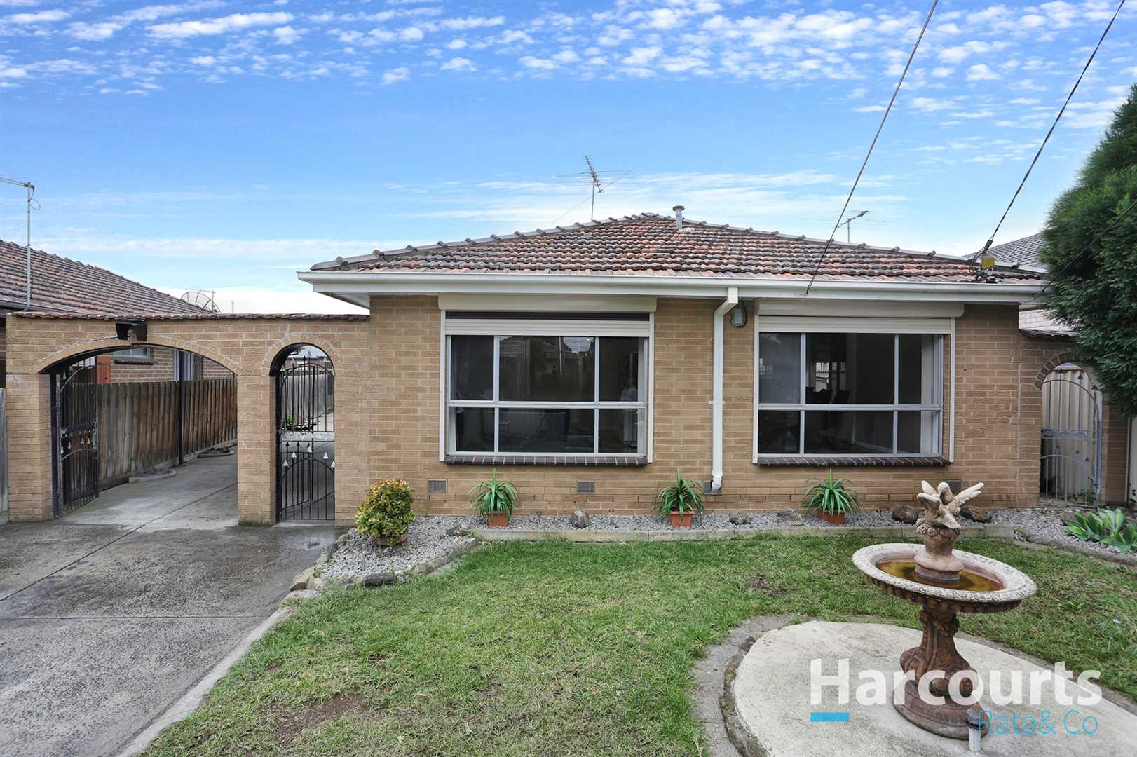 Renovated home in sought after location with rear studio.