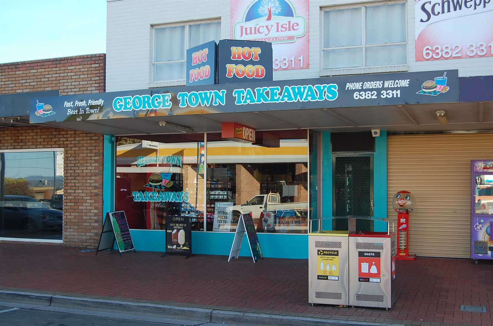 Exciting New Opportunity To Buy Busy Takeaway!