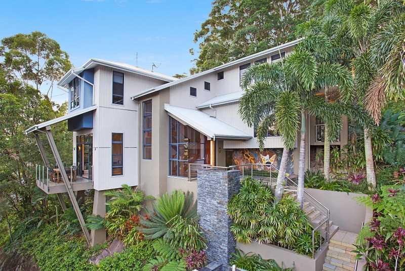 Stunning Coastal Architectural Residence