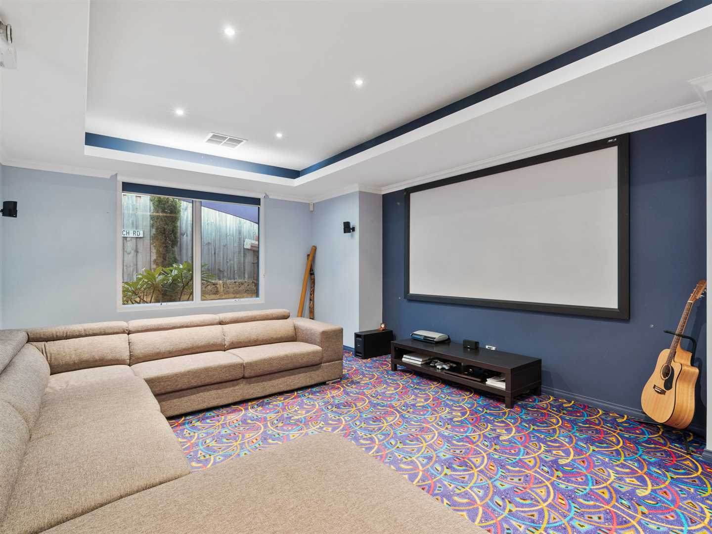 Real-feel home theatre