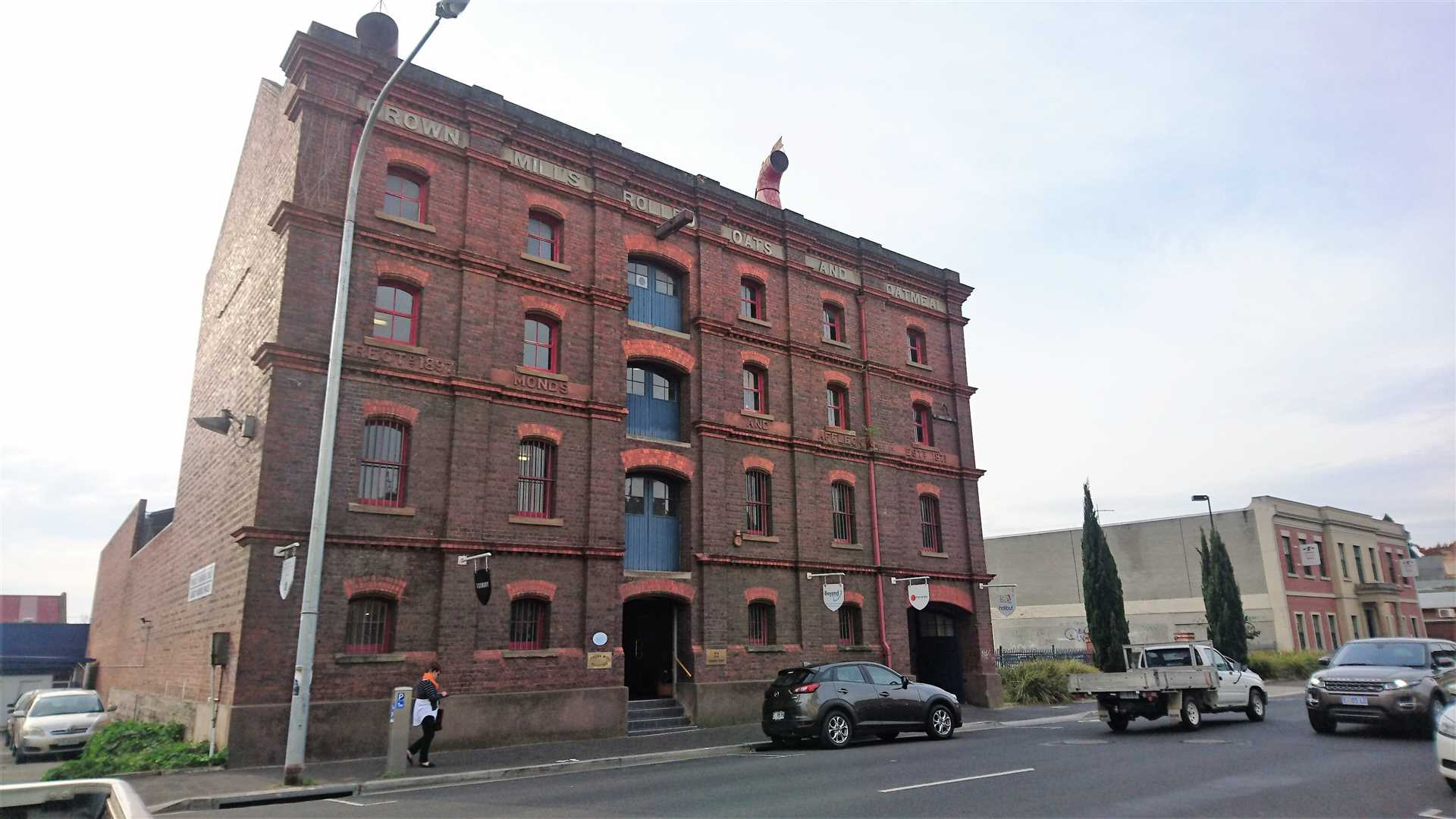 Rare Opportunity to Lease at this historic building