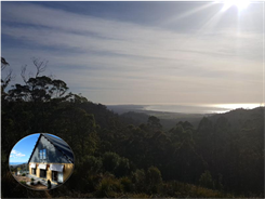 Residential property for sale in tasmania exclusive lodge chalets water views bush reserve solutioingenieria Gallery