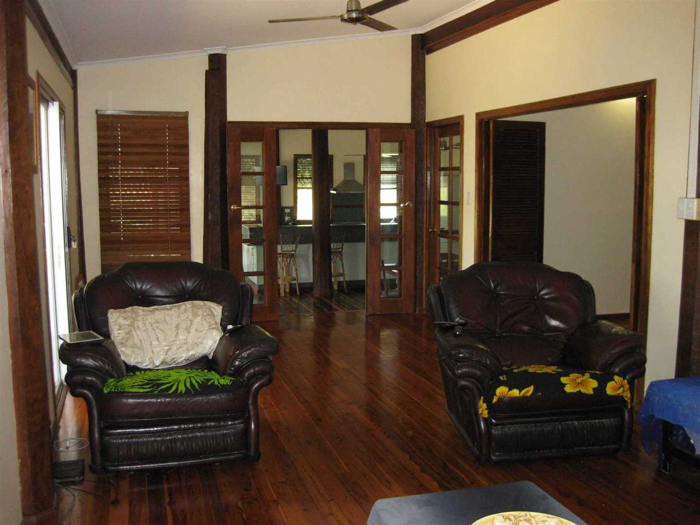 Inside view of part of home showing part of lounge, photo 2