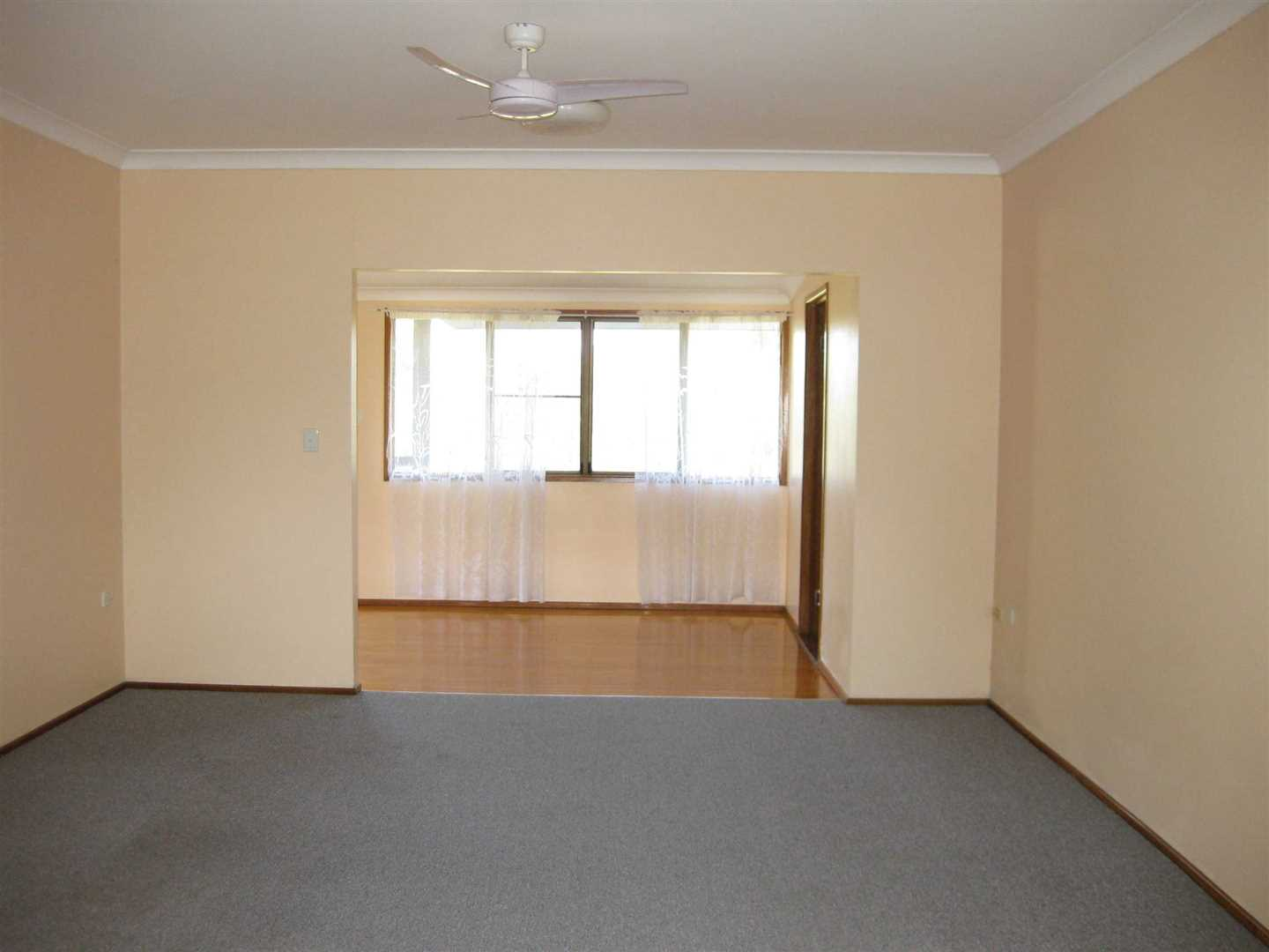 Inside view of part of home showing part of lounge
