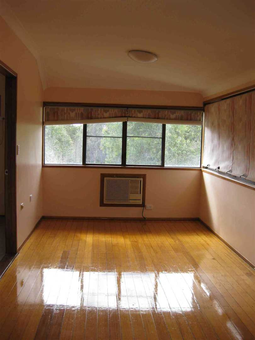 Inside view of part of home showing part of area suitable for office