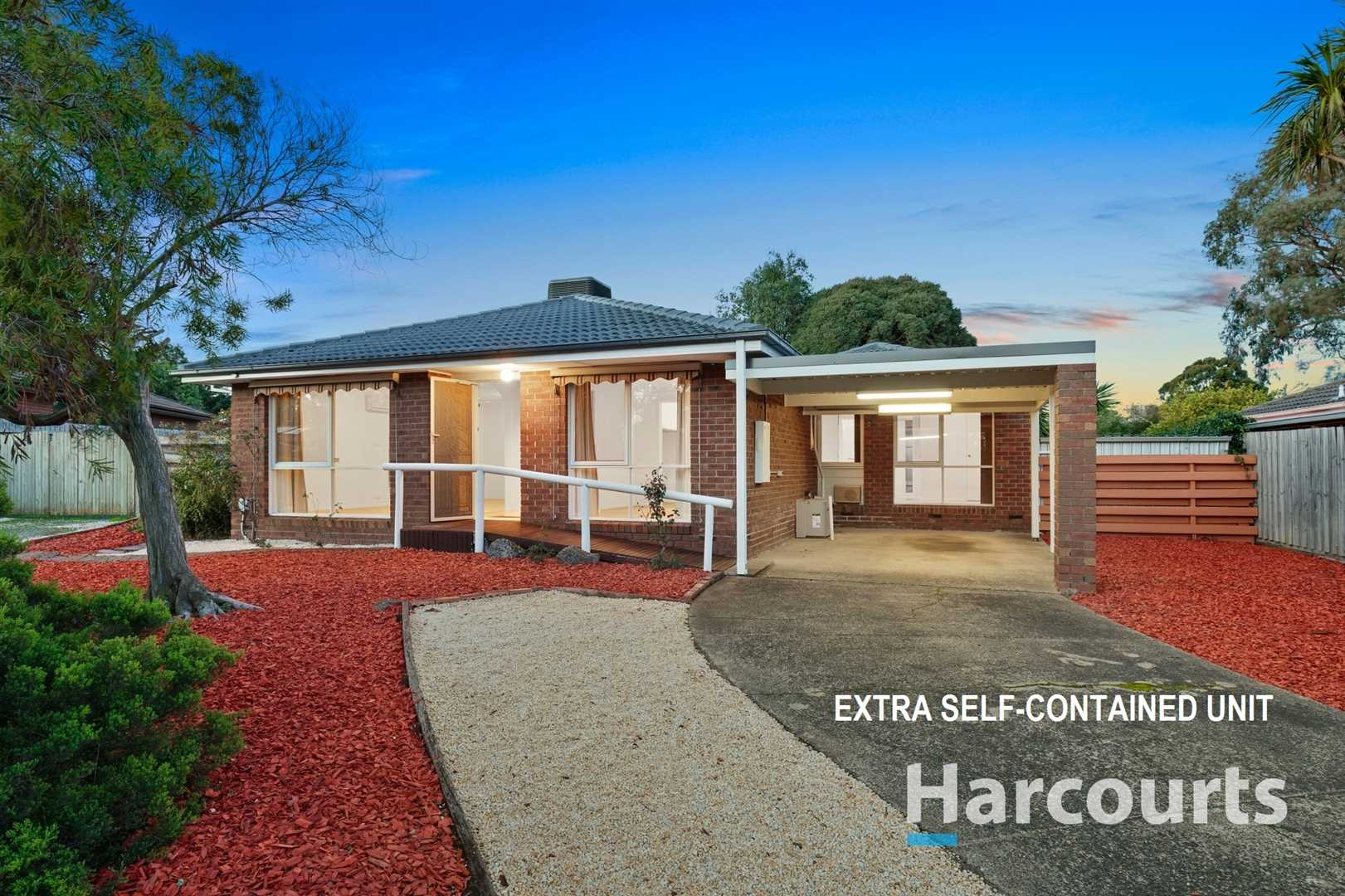 4 Bedroom Home on 750m2 approx. with Self-Contained Unit
