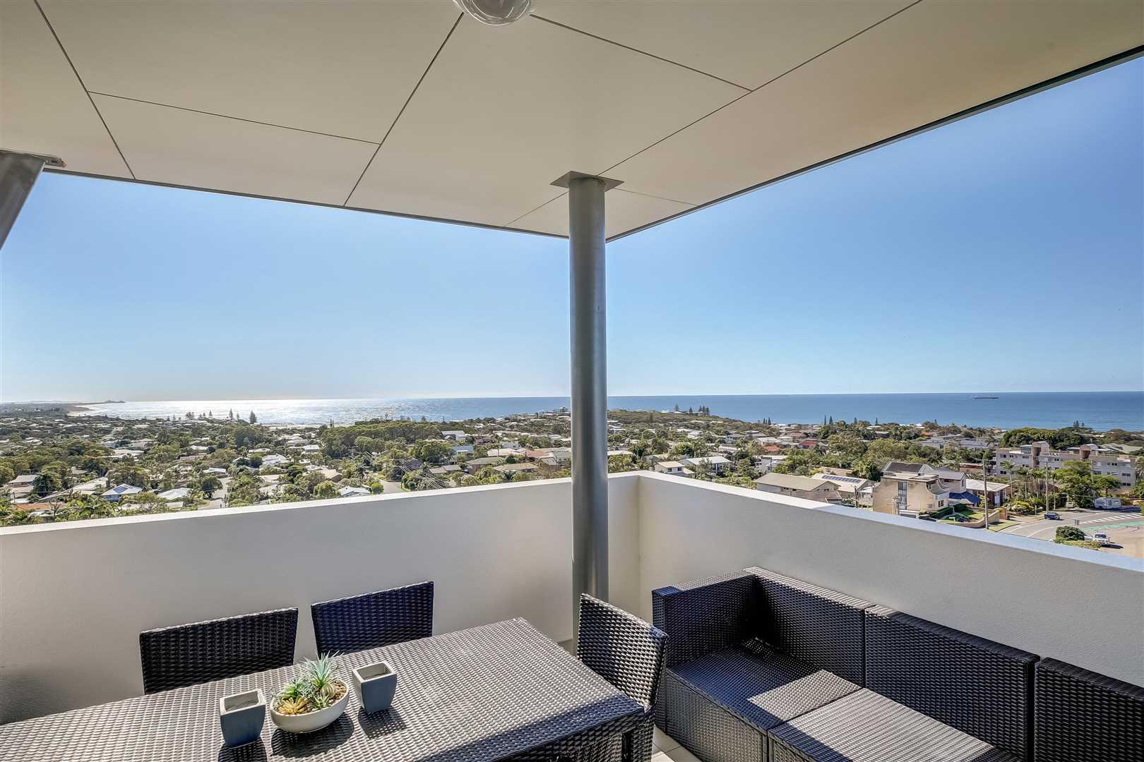 Stunning 180 Degree World Class Ocean View Penthouse